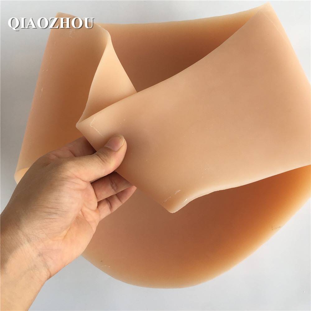1500g silicone belly for false pregnancy