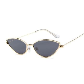 Cute Sexy Cat Eye Sunglasses Women Retro Small Black Red Pink Cateye Sun Glasses Female Vintage Shades For Women 2