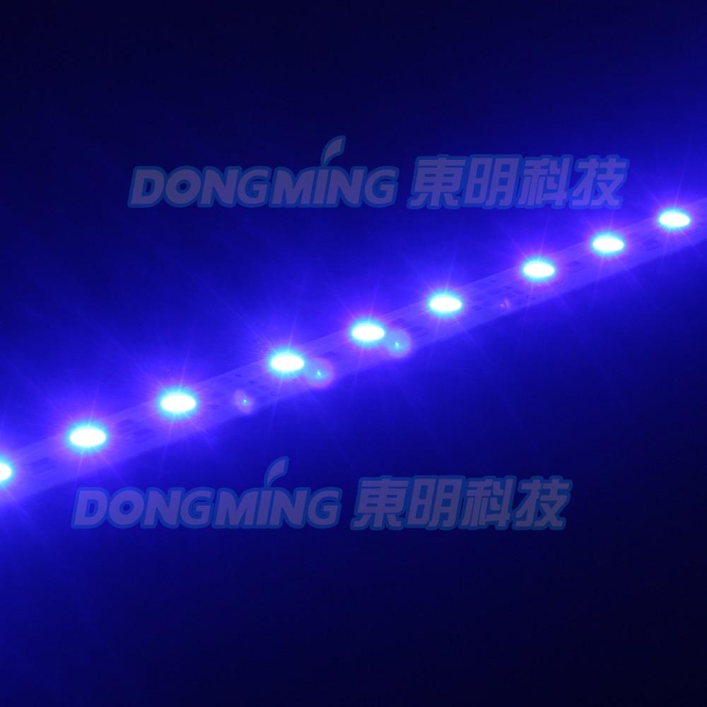 20 шт./лот 36leds/0.5 м привело Luces Газа 5050 SMD бар свет RGB DC 12 В LED жесткий полоски кухни светодиодный свет под кабинет