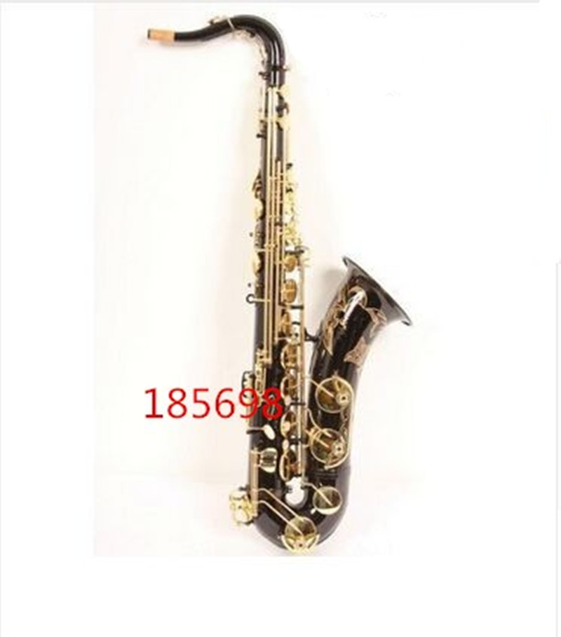 DHL Free shipping high-quality Tenor Saxophone B A-901 Curved Soprano Baritone Musical Instruments Professional Sax sax instruments 2018 new free shipping one piece tube high pitch soprano saxophone copper bronze 54 professional b