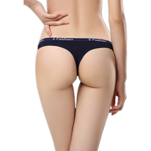 Sexy thong ladies