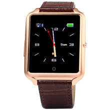 Bluboo U watch Smart Watch MTK2501 Bluetooth 4.0 Smartwatch SmartBand Pedometer Music Player for IOS Android Mobile phone