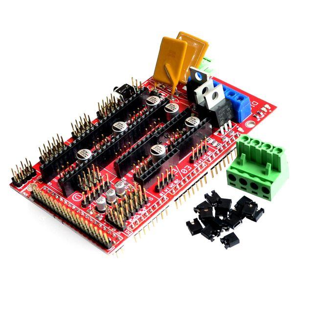 RAMPEN 1,4 control panel drucker Control Reprap MendelPrusa