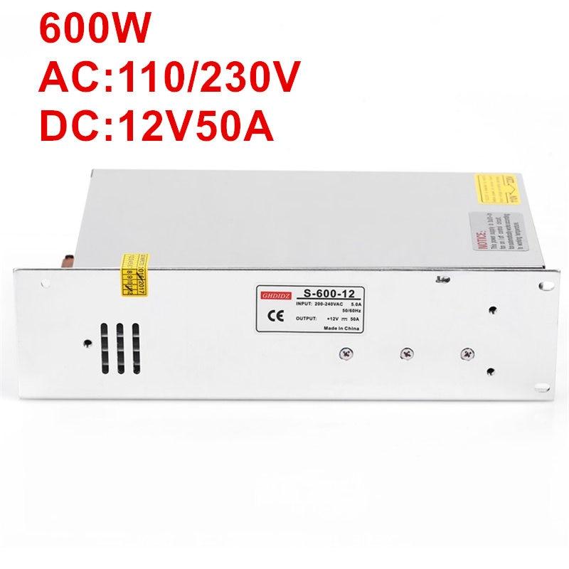 switching power supply power suply 12V 13.5V 15V 24V 27V 36V 48V 68V 110V 600w ac to dc power supply Input 110v 220v converter meanwell 12v 350w ul certificated nes series switching power supply 85 264v ac to 12v dc