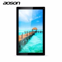 Aoson M1016C 10.1 pulgadas Tablet PC 2016 Tablet PC Barato Quad Core Wifi 1 GB RAM + 8 GB ROM de Doble Cámara de Android 4.4 Tablette