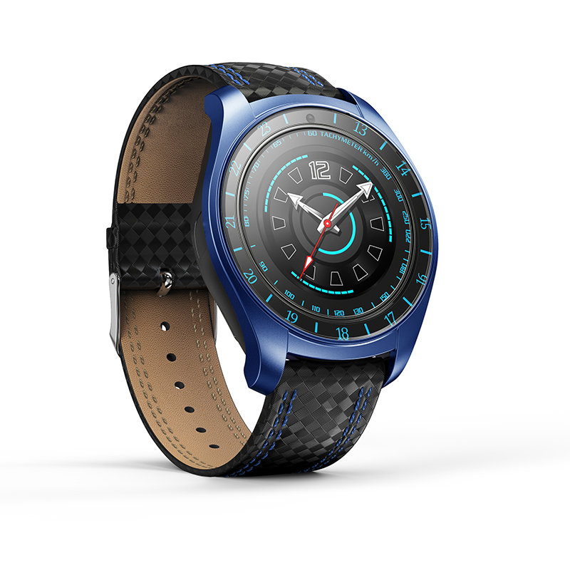US $26 15 22% OFF|Smart Watch With Camera Bluetooth Smartwatch Pedometer  Social Message Push Sim Card Wristwatch for Android Phone-in Smart Watches