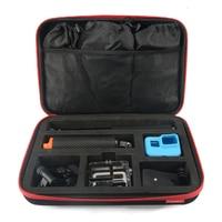 KingMa for Gopro accessories set For Gopro hero 6 hero 5 waterproof protective case chest mount Monopod for go pro HERO 6 5