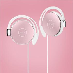 Image 4 - Picun L1 סטריאו אוזן וו Wired ספורט אוזניות HiFi ריצה אוזניות עם מיקרופון אוזניות עבור טלפון מחשב אני Pad MP3