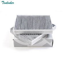 Cabin Filter For Bmw X3 2011-2013 F25 20dx 20ix 28ix 30dx 35ix High Quality Activated carbon cabin Car accessories 1 Pcs
