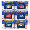 SHINEHENG Fangle Magic Truck Toy Inductive Car Giochi Di Prestigio Trucos Magia Excavator Tank Construction Cars