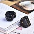 2 шт натуральный черный турмалин ремонт руды может использоваться для украшения дома DIY подарок cokkection Бесплатная доставка