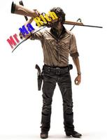 23cm The Walking Dead Rick Grimes Action Figure Toys Collection Christmas Gift Doll
