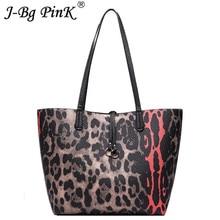 2018 Luxury Famous Brand Leopard print Shoulder Bag Female Handbag Women PU Leather Messenger Crossbody Bag Fashion Party Clutch
