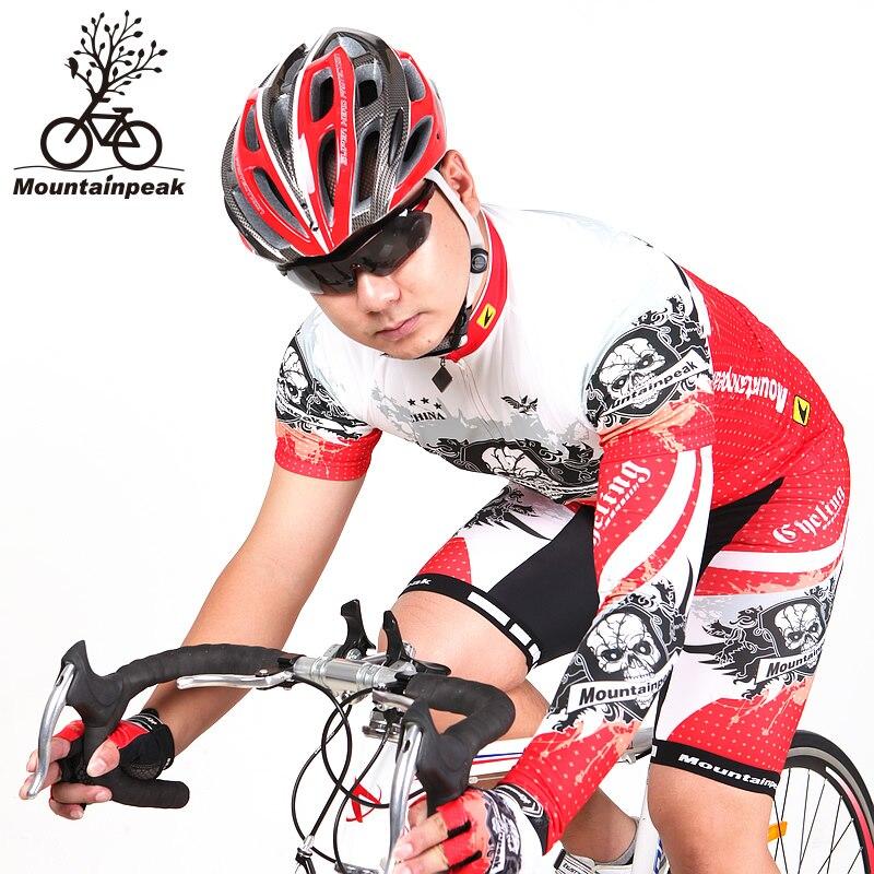 Mountainpeak Biciklistički dresovi kratkih rukava Biciklističko - Biciklizam - Foto 3