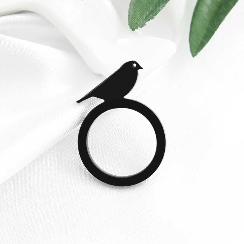 Резинка для волос цветочные ножницы ананас птица лента трава узор модное простое кольцо подарок друзьям носить на все случаи жизни