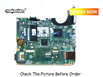 PCNANNY For hp pavilion DV7 DV7-3100 laptop motherboard 600862-001 PM55 DDR3 DA0UP6MB6F0 tested