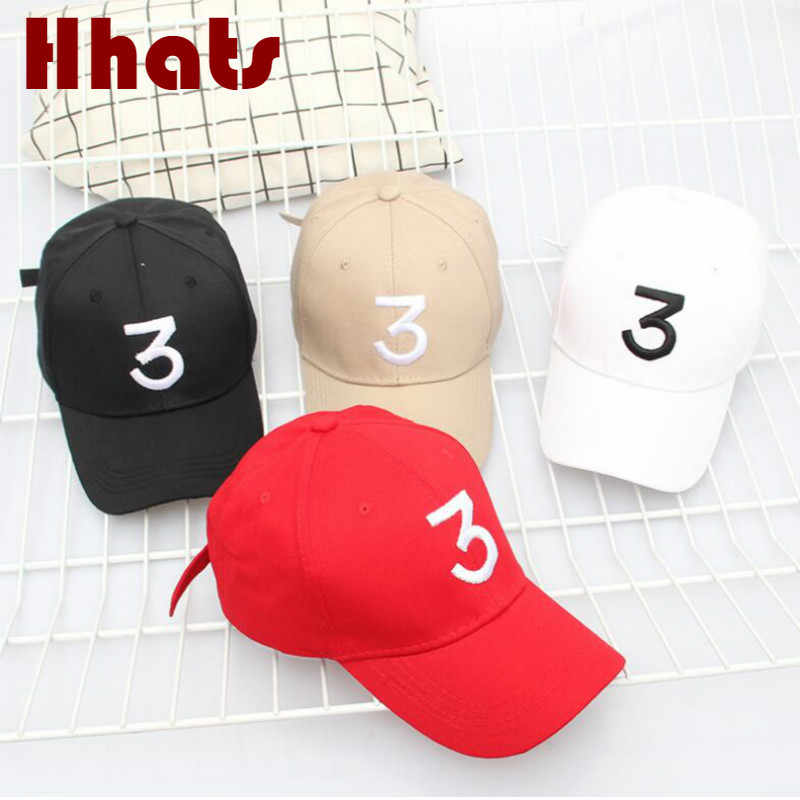 338eb2ae9a7dae which in shower embroidery 7 colors women CHANCE dad hat adjustable the  rapper 3 baseball cap