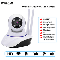 IP Camera Wifi HD 720P Wireless Baby Monitor 1 0MP P2P Support APP Remote Control