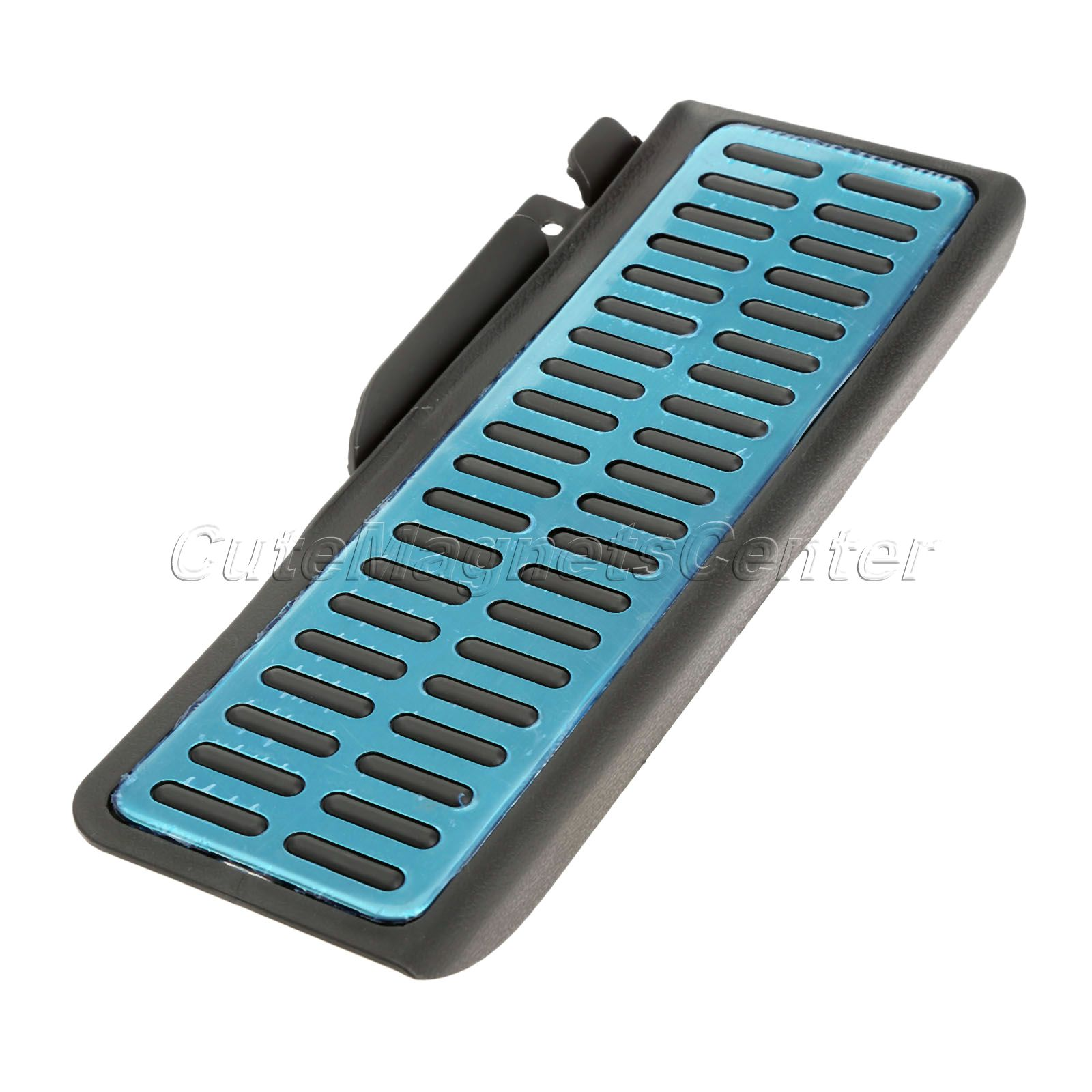 Car Accessories Foot Rest Pedal Cover Only for Left-Hand-Drive (LHD) Car Styling Fitment for Golf6 Scirocco (Manual Transmission