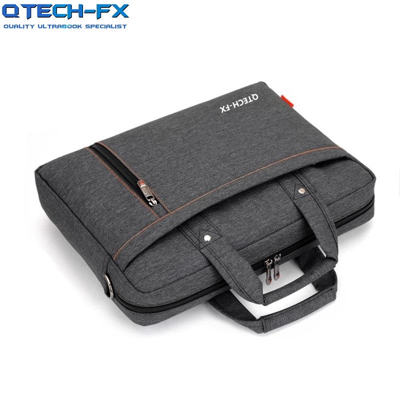 """17inch Laptop Bags Shoulder Cotton Fabric  Notebook for 15.6/17"""" HP Apple QTECH FX Lenovo Dell Computer-in Laptop Bags & Cases from Computer & Office    3"""