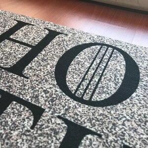 Image 3 - Entree Deurmat Grappige en Creatieve Deurmat Houd De Deur Mat voor Indoor Outdoor Gebruik Top