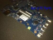 Probado + nueva vaw11 la-9102p rev: 1.0 placa madre del ordenador portátil para dell inspiron 3721 5721 notebook pc i5 procesador