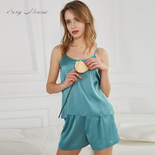 Sexy Mousse sleepwear women lingerie stain silk pajamas sexy comfortable new arrival blue pink luxurious elegant