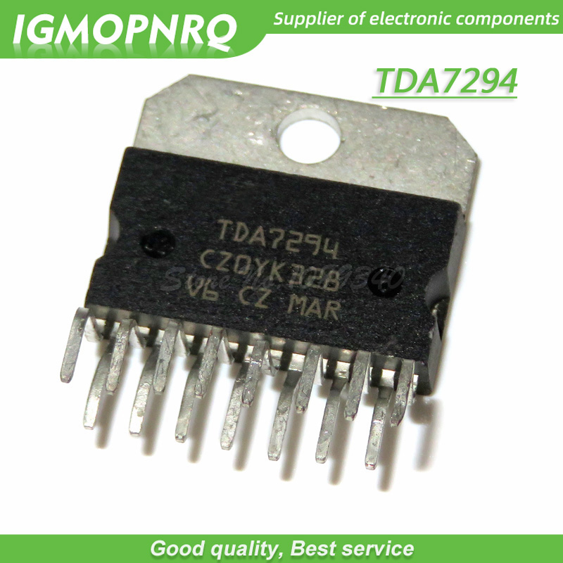 Free shipping 2pcs/lot TDA7294 <font><b>audio</b></font> amplifier amplifier IC <font><b>100V</b></font> 100W new original image