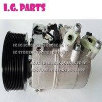 Carro Ar Condicionado Compressor AC Para Mercedes Benz Actros 11PK A5412300411 A5412301311