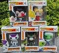 Funko POP Anime Dragonball Z Son Goku Piccolo Frieza Shahrukh Vegeta Vinyl PVC Action Figures Collection Dragon Ball Doll Toys