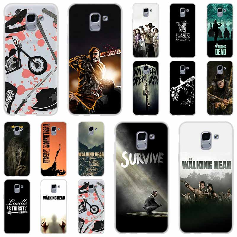 coque samsung j3 the walking dead