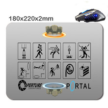 Wholesale Portal Icons Used For Home And Office Computer And Laptop Gaming Rubber Mouse Pad 180X220X2cm