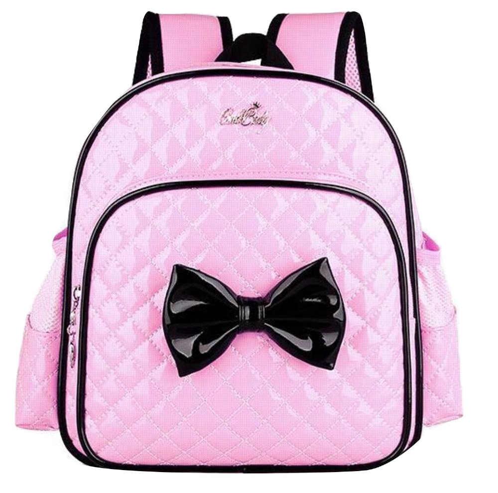 d259dc8ef5ad От 2 до 7 лет девочек детский сад детей школьный принцесса розовый  мультфильм рюкзак для маленьких