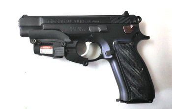 5 mw Rode Laser Sight Scope Tactical Trail Scope Jacht Red Dot Sight Voor M92 Beretta Model 92 96 M9 GZ200020