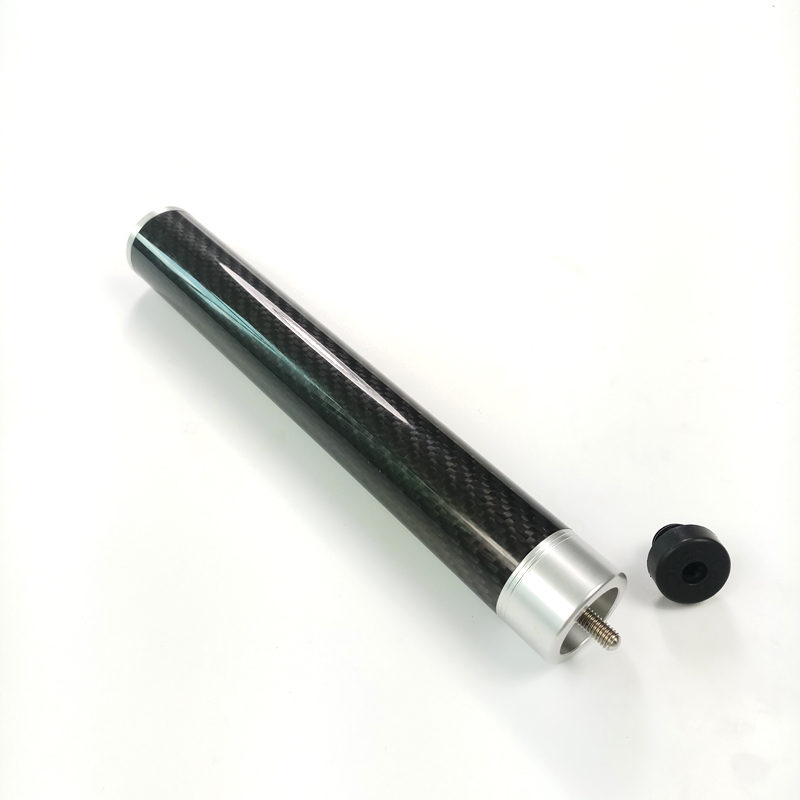 2019 latest 9inch carbon with aluminum Billiards Pool Cue Extension for Mezz Pro High quality Cue Extend Billiards Accessories