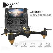 Hubsan H501S X4 Pro 5,8G FPV RC Drohne mit Kamera HD 1080 P GPS RTF Hubschrauber Fernbedienung Elfie RC Quadcopter Folge Mir modus ^