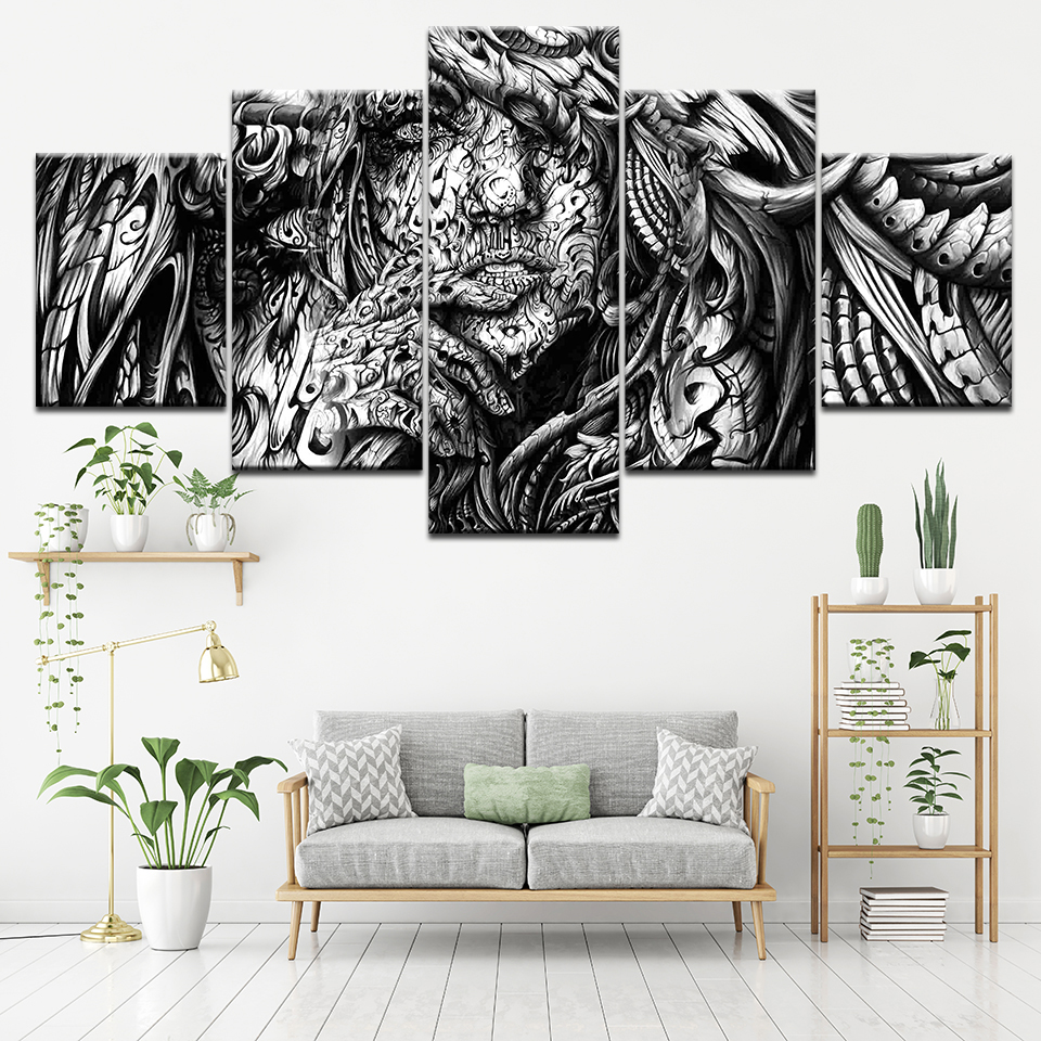 Multi picture abstract women rhinestone embroidery wall decor mosaic art full square/round drill 5d diy diamond painting JS5032