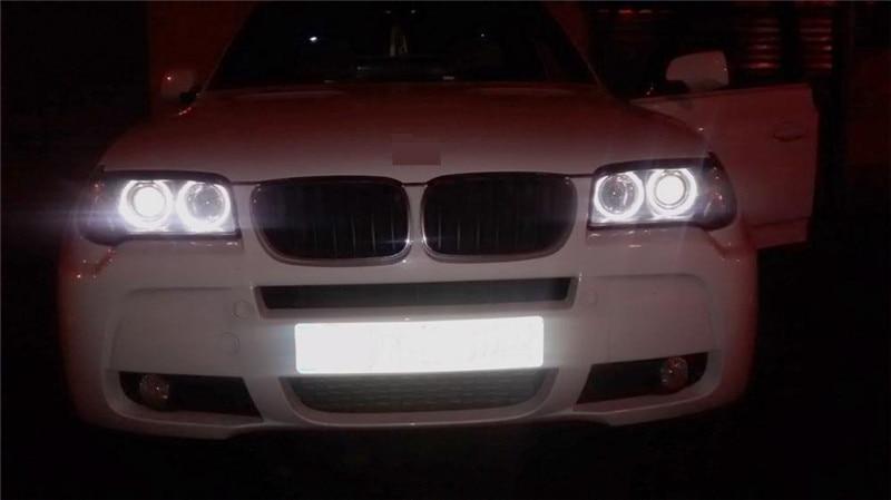 Bmw x3 halo headlights