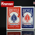 Hot sale  New Original Bicycle Poker 1 pcs price Red or Blue Magic Regular Playing Cards   Free shipping