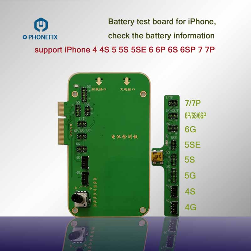 PHONEFIX JC Pro1000S NAND Programmer PCIE NAND Test Tool HDD SN Read Tool Battery Data Line Headset Tester For iPhone iPad