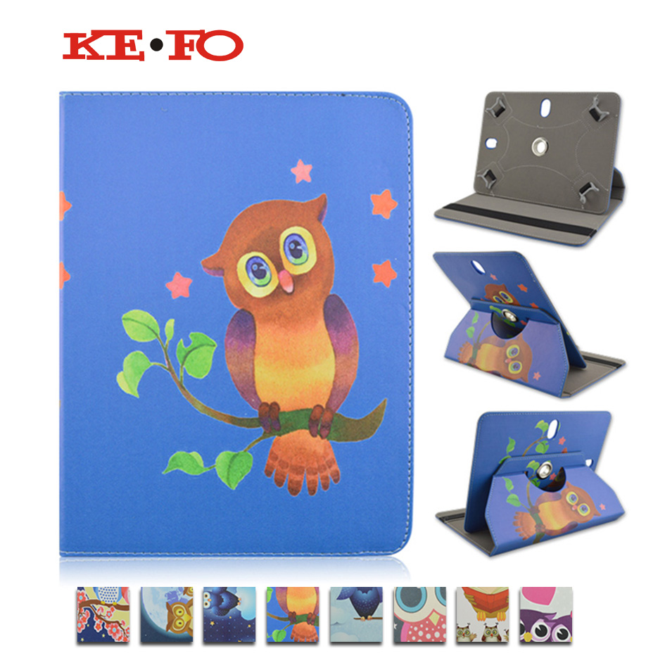 For CUBE T7/IWORK7 U67GT/U25GT 7 inch Universal 360 Rotating Leather Case Stand Cover For tablet case 7.0 inch KF492A