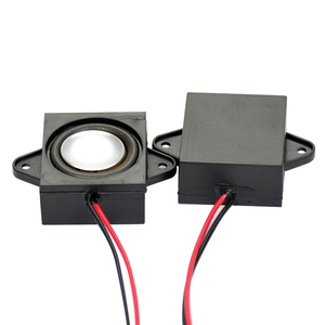 Image 4 - AIYIMA 2 Pcs Full Range Audio Tragbare Lautsprecher 8 Ohm 3 W Einzel Tone Lautsprecher Mini Stero Werbung Computer Lautsprecher