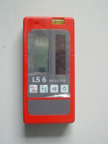 Detector/receptor de nivel láser profesional, modelo LS 6 con soporte, nuevo-in Niveles láser from Herramientas on AliExpress - 11.11_Double 11_Singles' Day 1