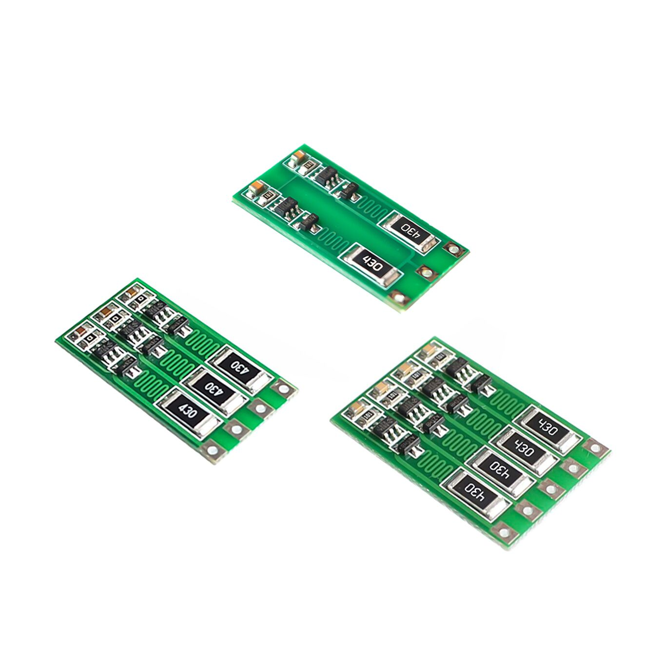 2S 3S 4S 100MA Lithium Battery Balance Board 18650 Li-ion Battery Balancing Board Balancer Current