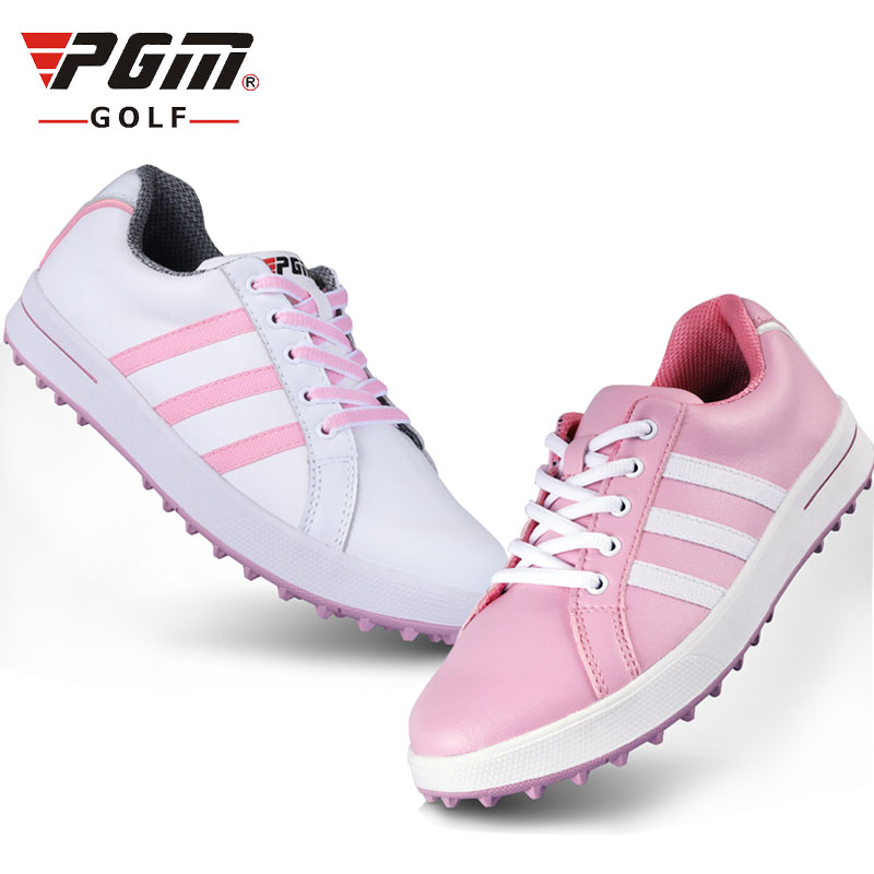 ladies golf shoes women casual sneakers sports  waterproof breathable  genuuine  leather ultra - light   anti-skid whitie pink 22mm quick release ceramic watch band for samsung gear s3 classic frontier steel butterfly buckle strap wrist belt link bracelet
