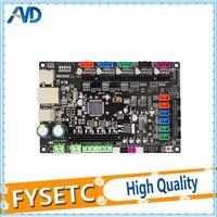 3Dpriter Smoothieware Controller Board MKS SBASE V1 3 Opensource 32bit Smoothieboard Arm Support Ethernet Preinstalled Heatsinks