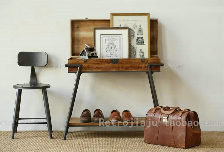Shoe Rack Console Table Euffslemani