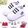 Caliente venta de bebé e infantil calzado primeros caminante zapatos de bebé de algodón bajo los zapatos para bebé 0-1 años zzy-1577