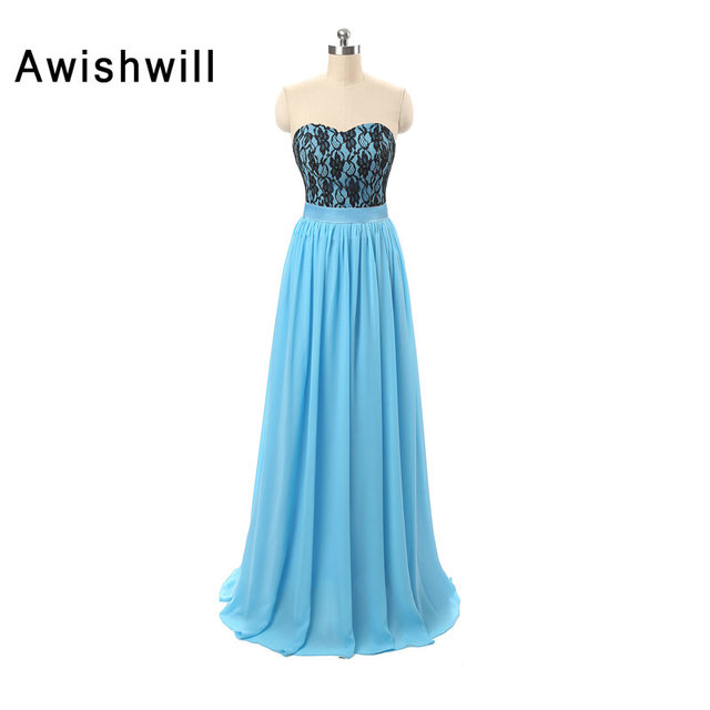 Aliexpress.com : Buy Fast Shipping Prom Dress Plus Size Chiffon ...