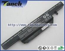 6-87-W650S-4D4A2 W650BAT-6 Laptop Battery for CLEVO W650SC W650SF W650RZ W650SR W670SZQ W670SJ Notebook Tablet Batteries